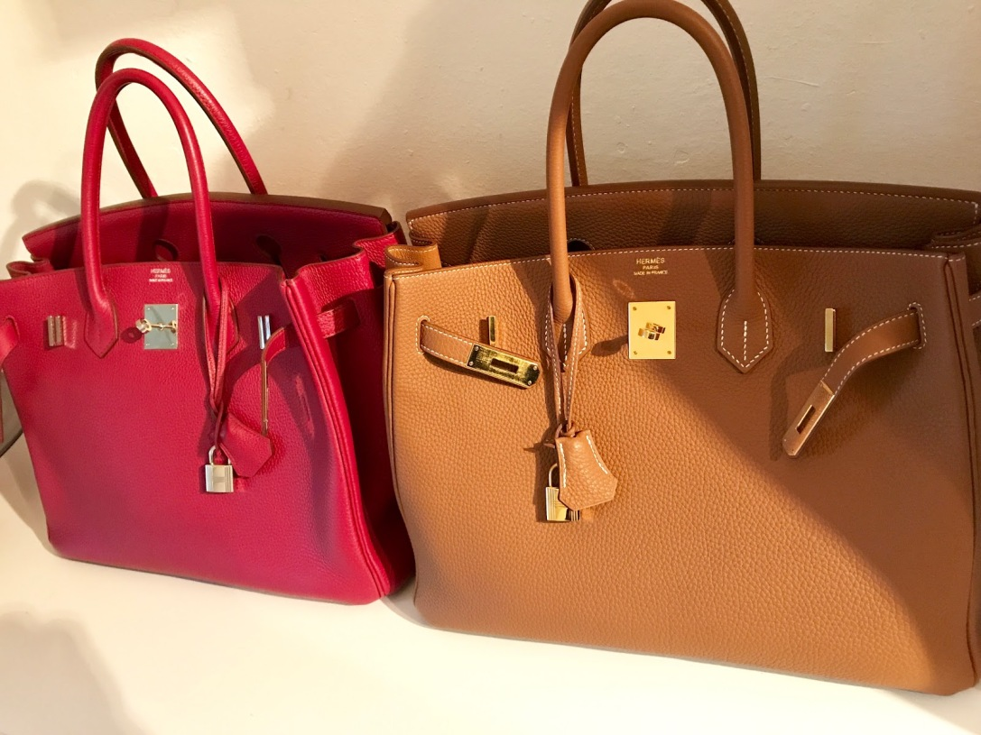 Oh My God A New Birkin Bag In The House Wiggerls World