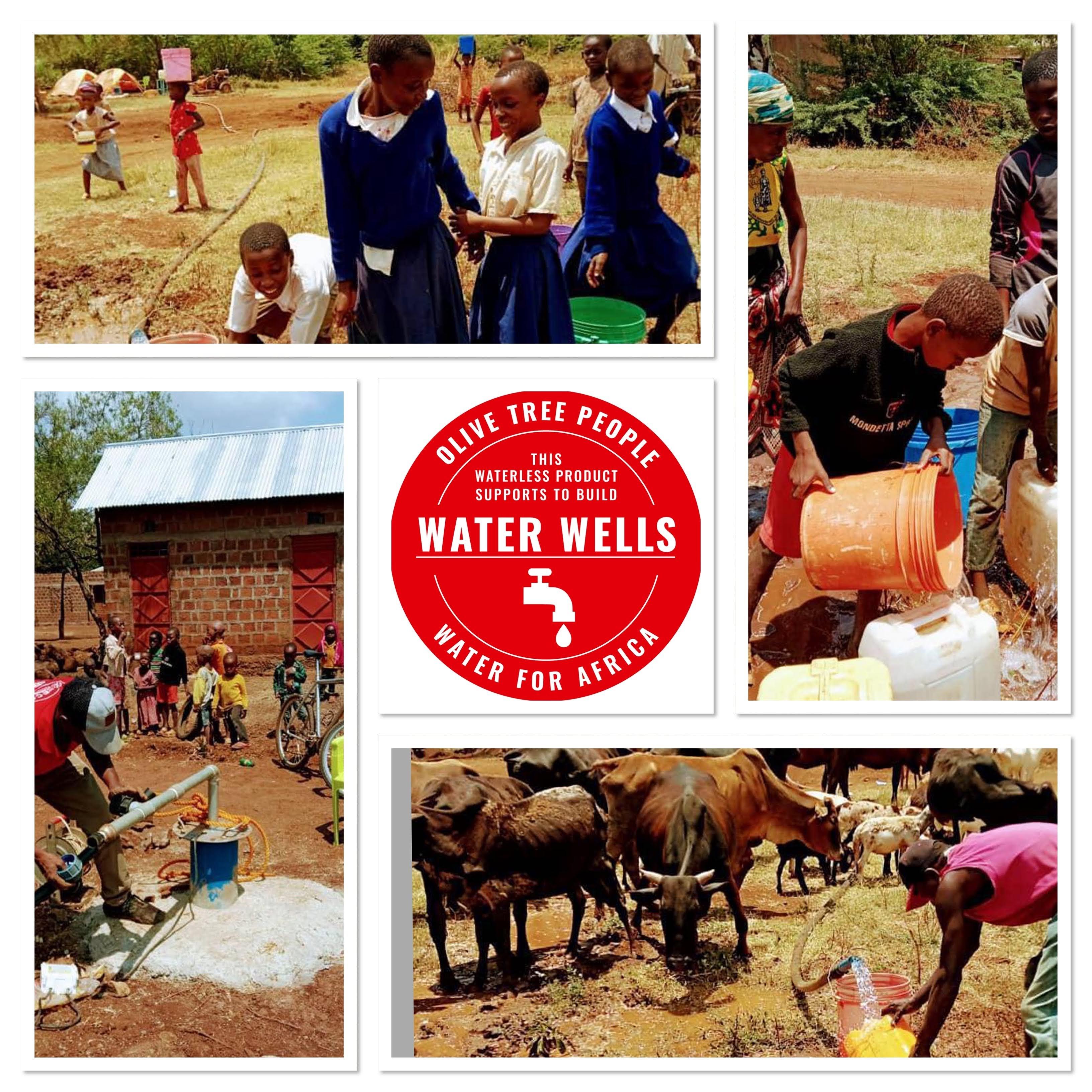Waterless Skincare und Wasser für Afrika – SELF-LOVE Kampagne von OLIVEDA